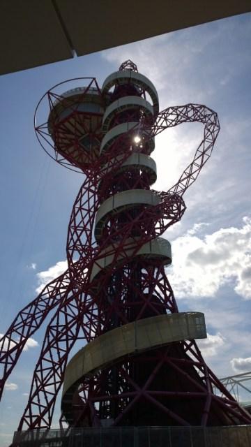 ArcelorMittal Orbit, Queen Elizabeth Park, London