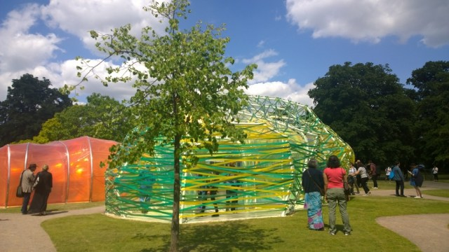 Summer Pavilion 2015 Serpentine Gallery