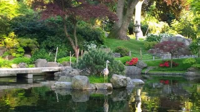 Stork Kyoto Garden Holland Park London