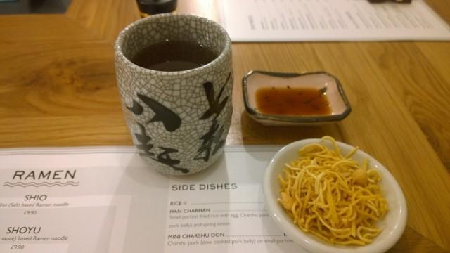 Tea Muga Bar Restaurant London