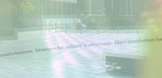 Tell Everyone That The Future Is Yet Unmade