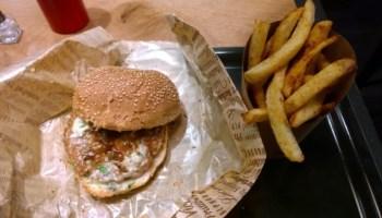 Big Fernand burger review