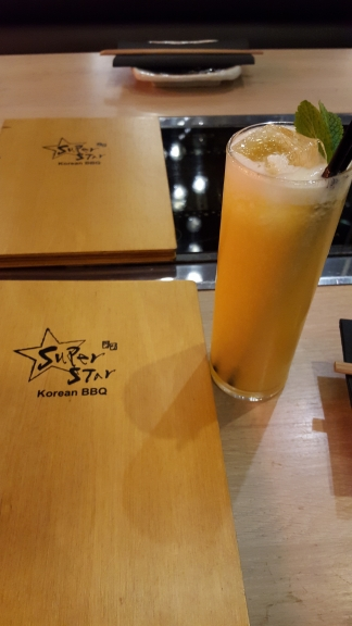 SuperStar BBQ mocktail