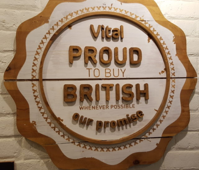 Vital Ingredient British