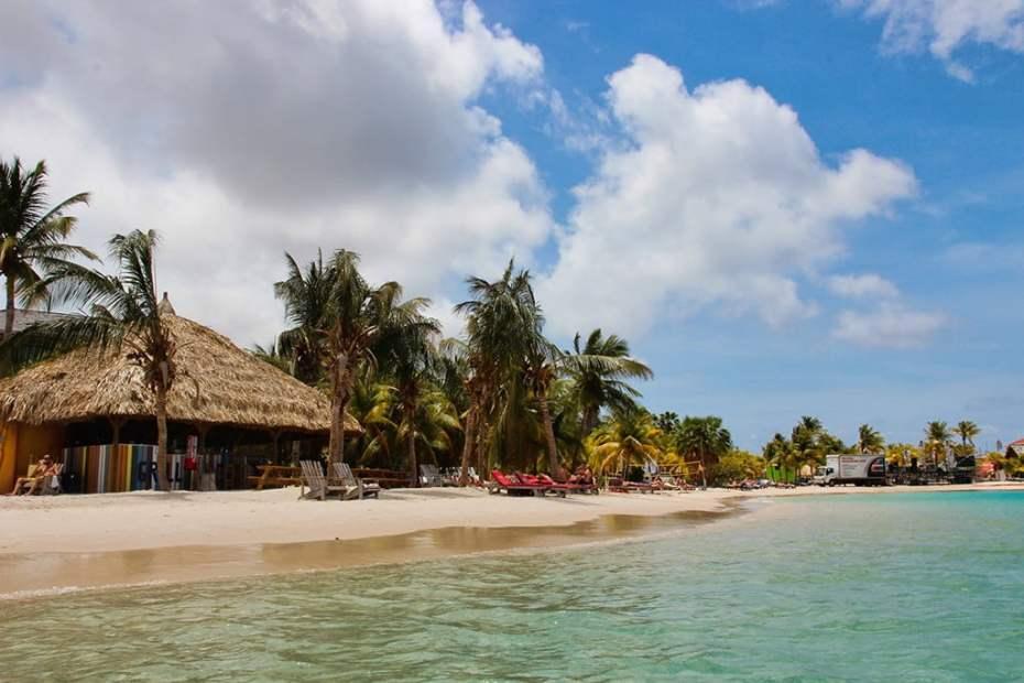 Curacao Beaches Cas Abao