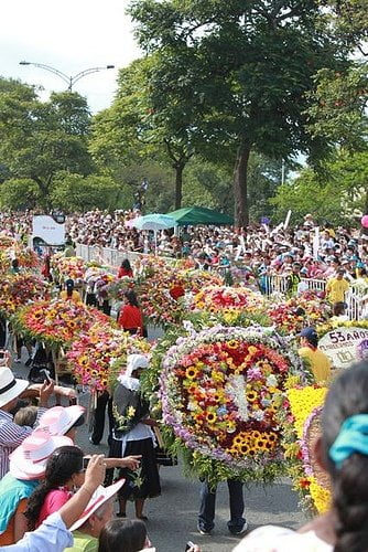 Feria De Las Flores photo