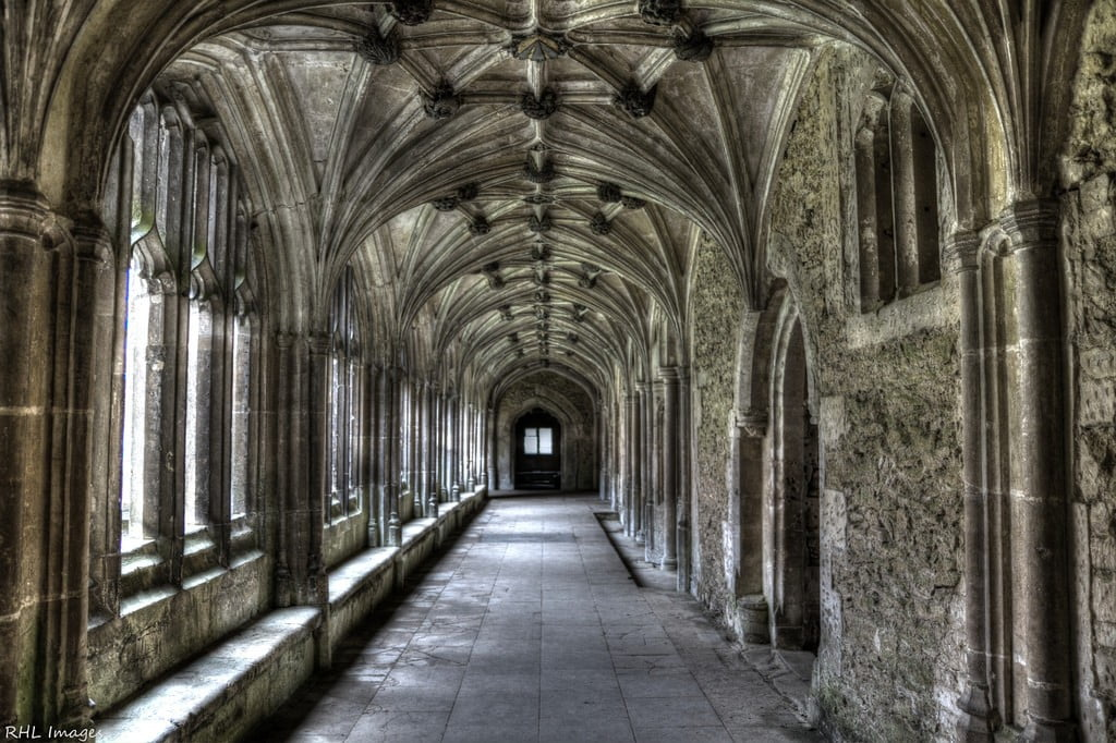 Lacock Abbey edinburgh photo