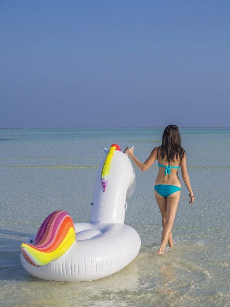 Isabel Leong unicorn Maldives