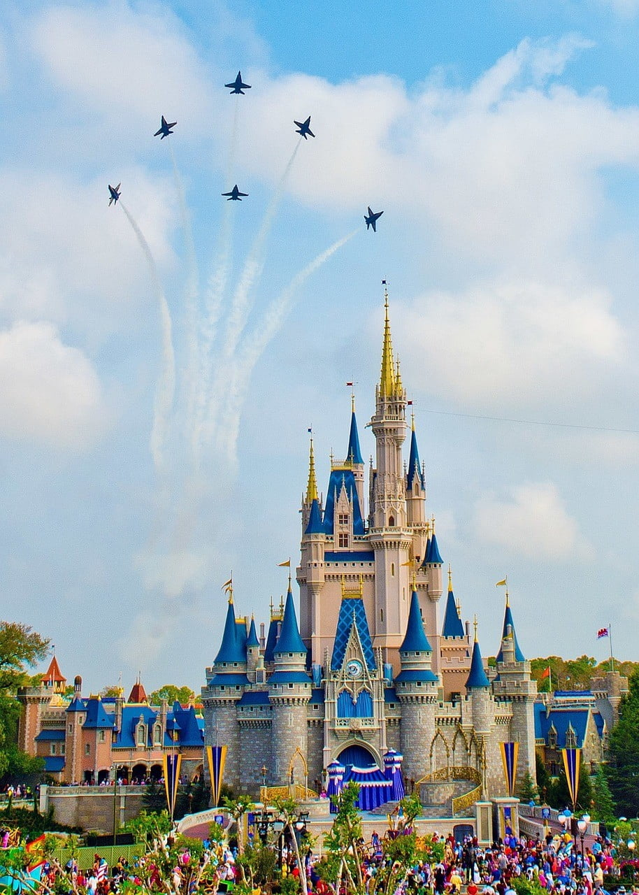 disney world photo