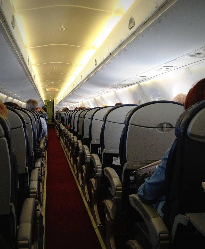 airplane seats photo