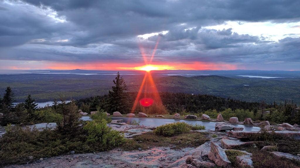 Acadia National Park Maine photo
