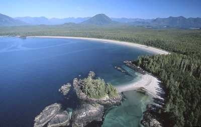 Vargas Island Tofino photo