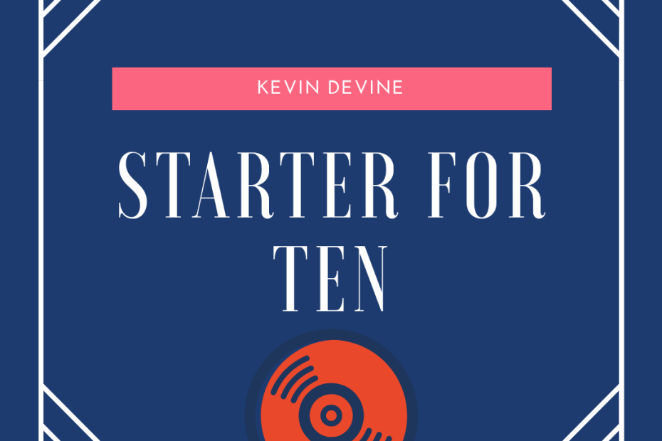 Kevin Devine - Starter for Ten 2