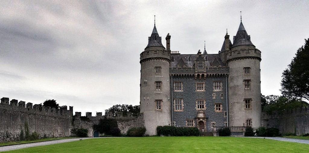 Killyleagh Castle photo
