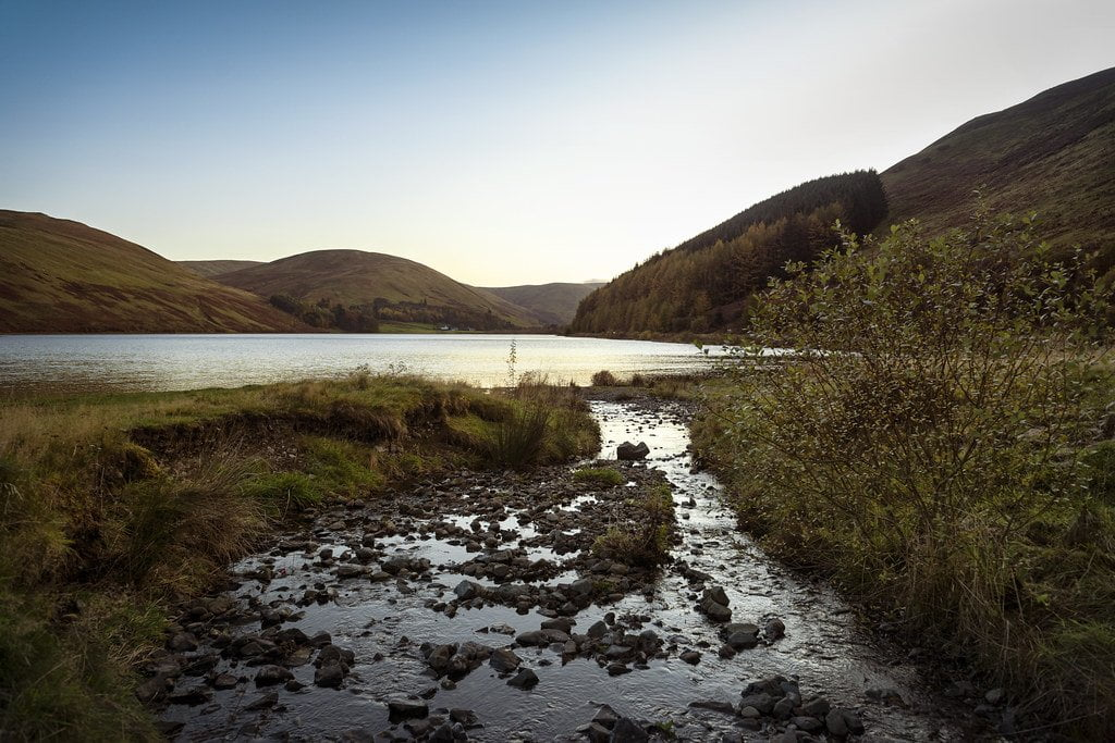 st mary loch photo