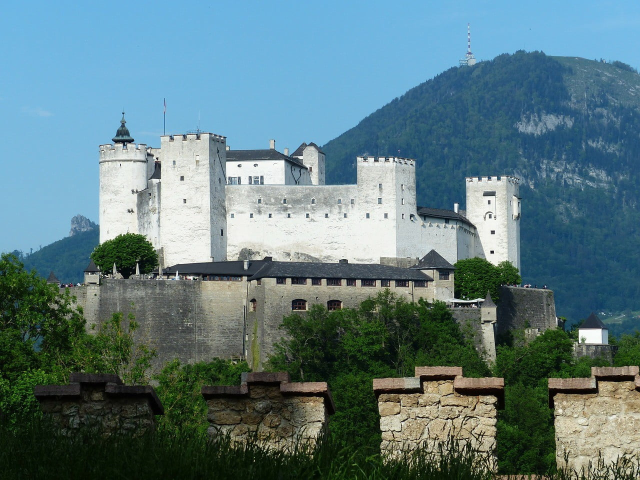 Hohensalzburg Castle photo