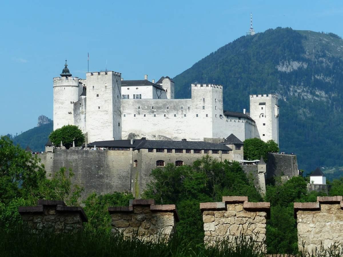 Hohensalzburg Castle photo