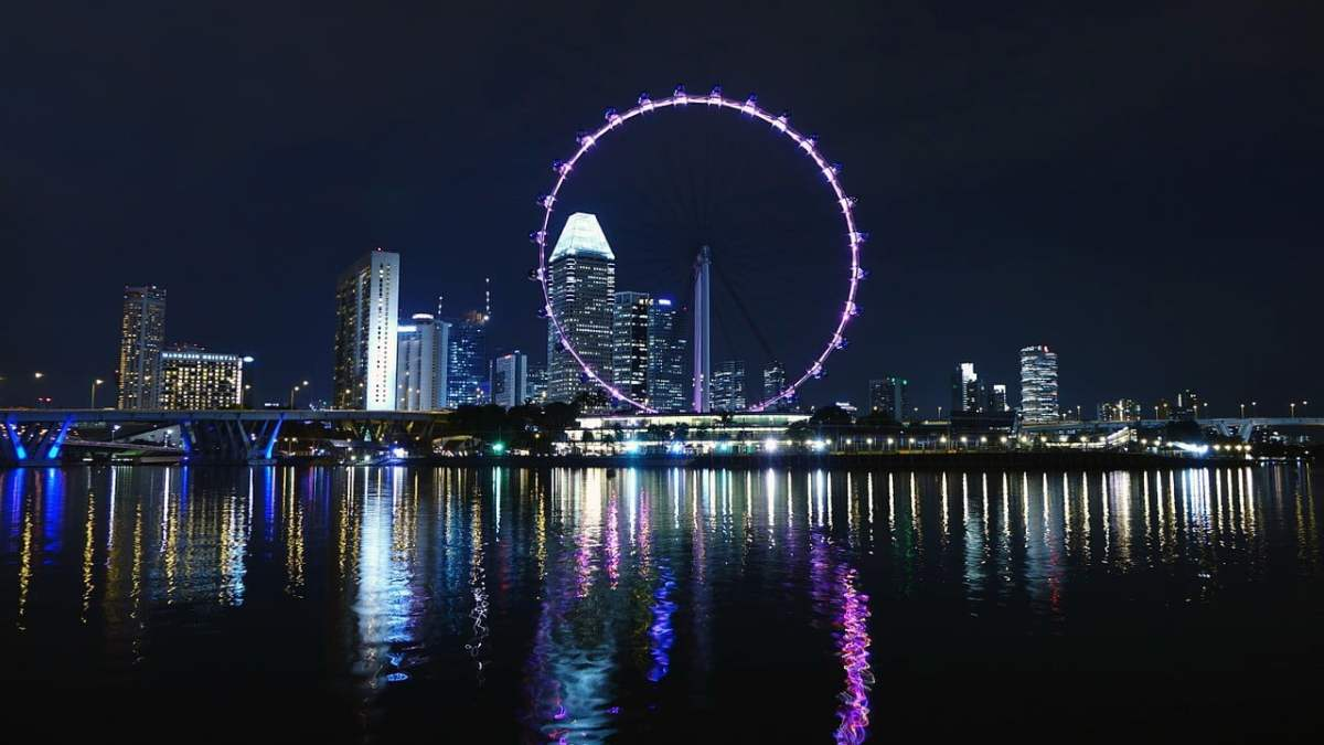 Singapore Flyer photo