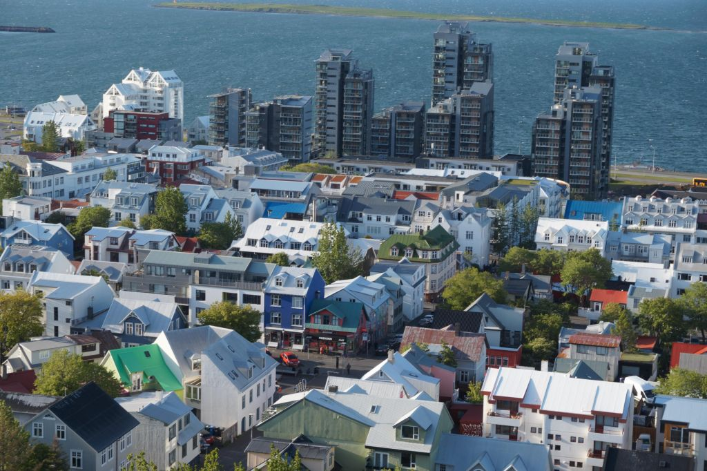 Hallgrimskirkja: View From The Top of Reykjavik's Beautiful Church 1