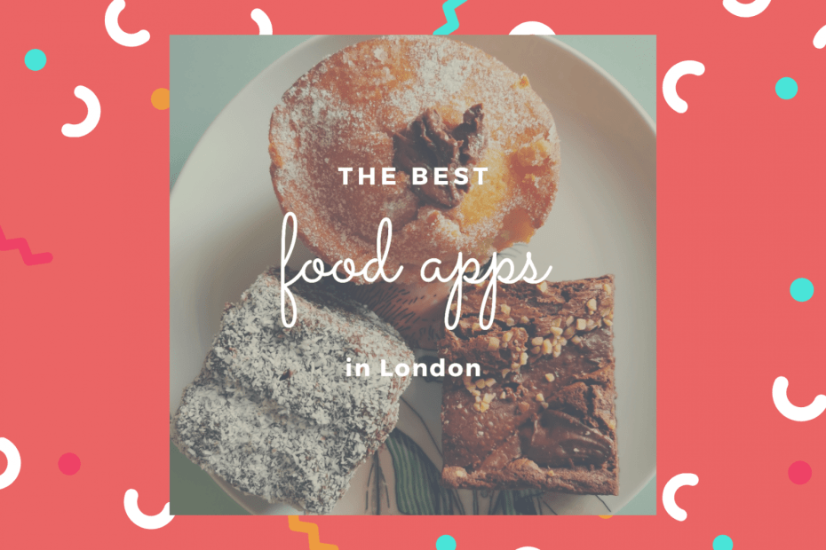 Best London Food Apps for Discount & Deals, Cheap Lunches & Dinners 1