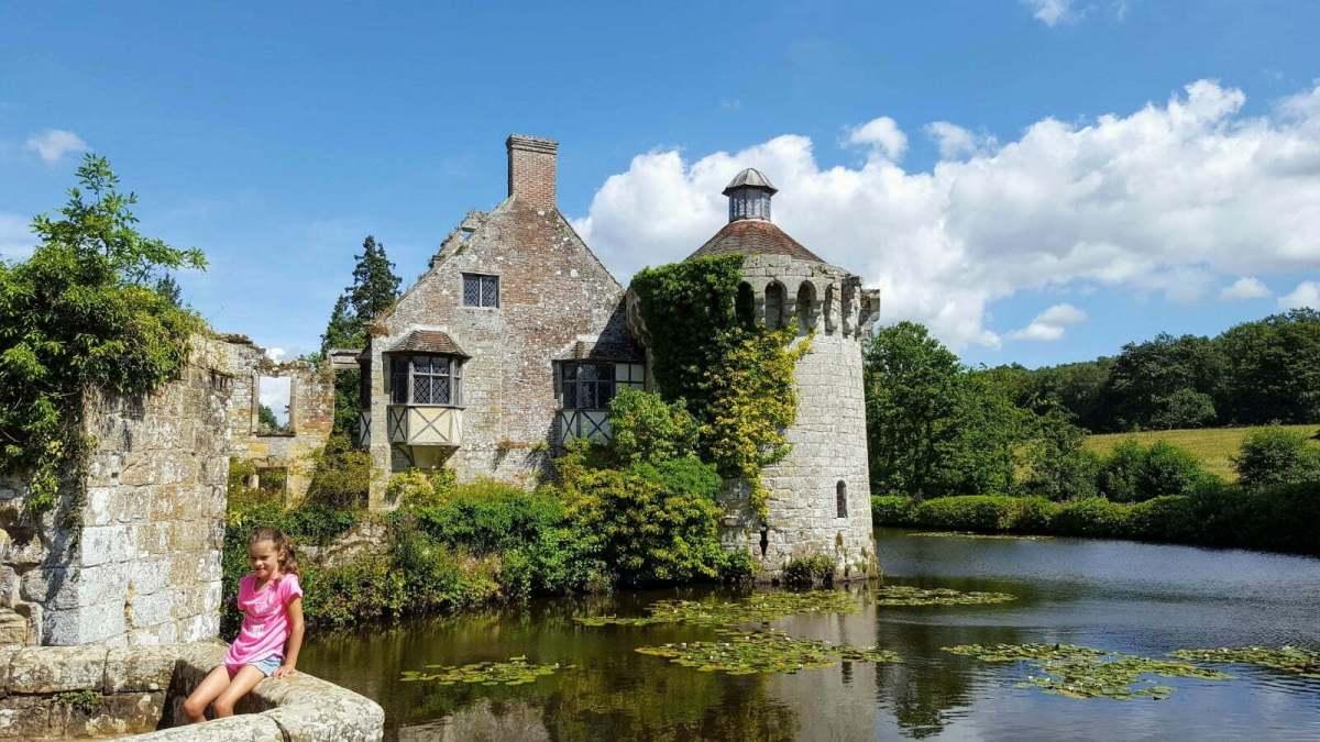 Scotney Castle: The Most Picturesque Castle in Kent? 7