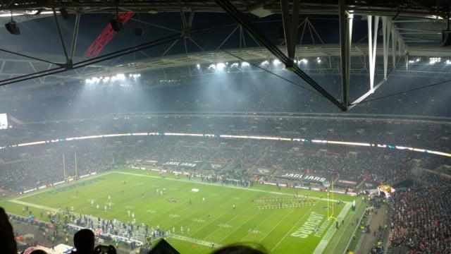 Tips For NFL Wembley, London | Food, Activities, Merchandise & Pre-Game 6