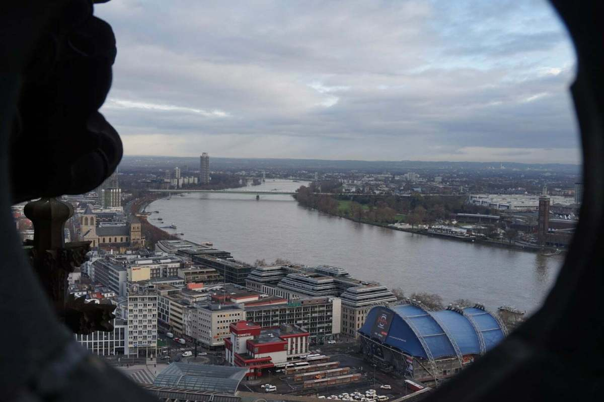 Cologne's Cathedral, Love Lock Bridge & Koln Triangle: A Walk Of Surprises 13