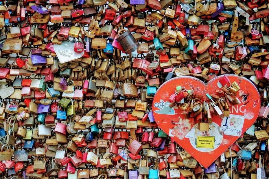 Cologne's Cathedral, Love Lock Bridge & Koln Triangle: A Walk Of Surprises 1