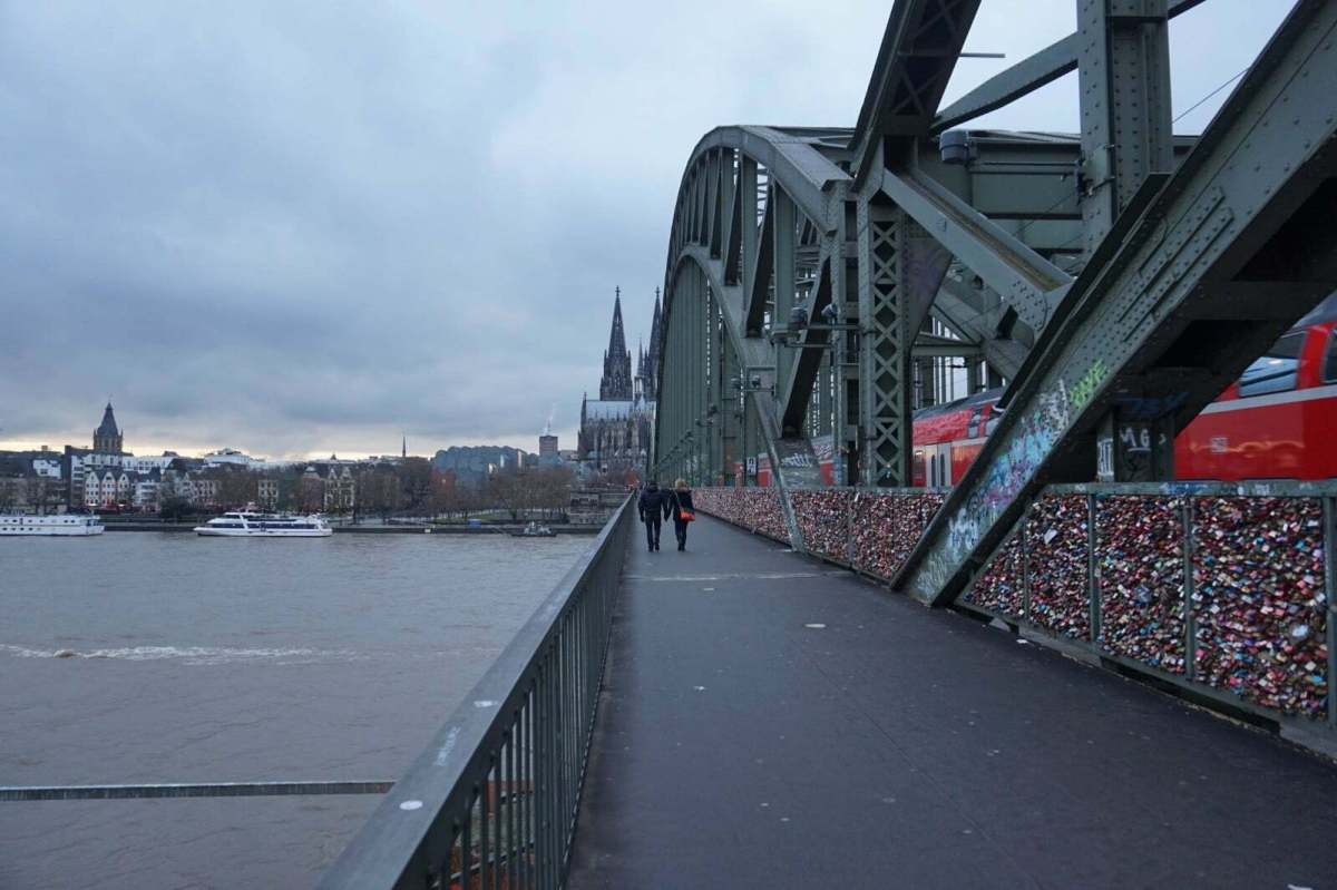 Cologne's Cathedral, Love Lock Bridge & Koln Triangle: A Walk Of Surprises 19