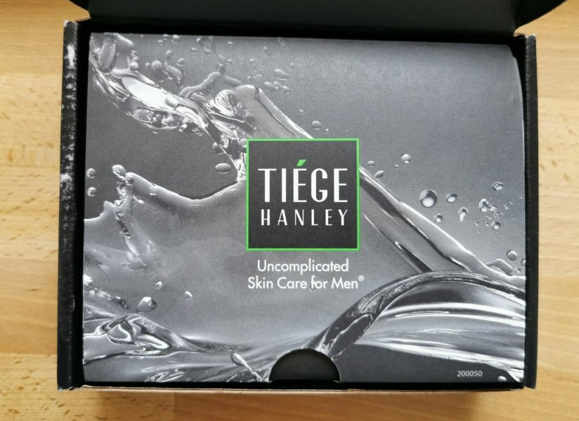 Tiege Hanley Review: Easy Men's Skin Care Routine 1