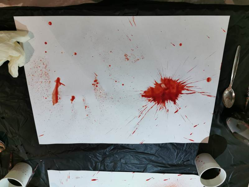 Crime Scene Live at the Natural History Museum Review 3