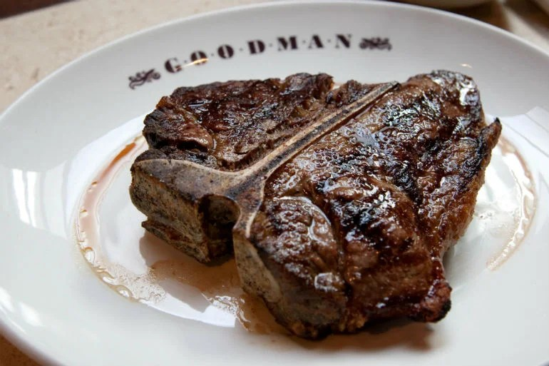 Londons Best Steak Houses