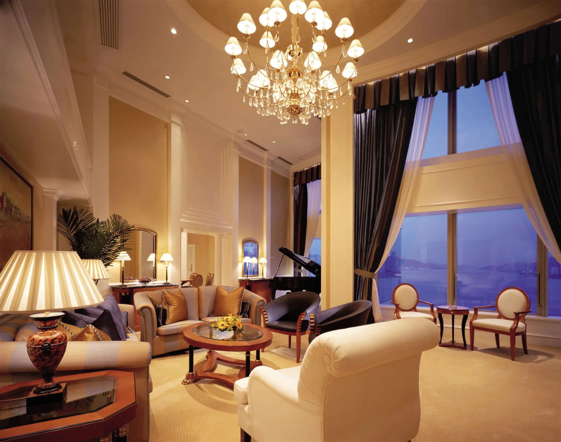 The Presidential Suites At Harbour Grand Kowloon Elite