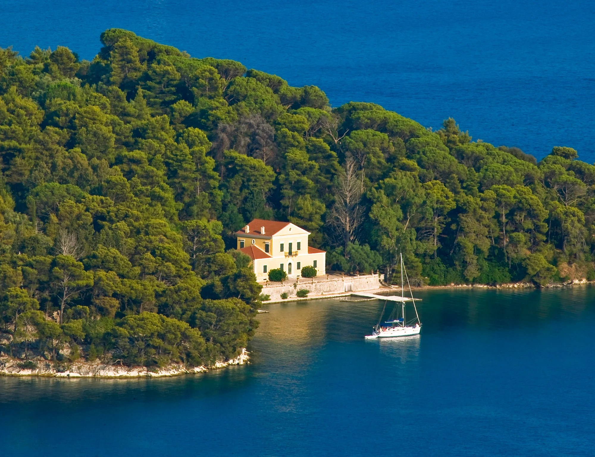 Greece 365 Days A Year Sail The Ionian Sea To Discover