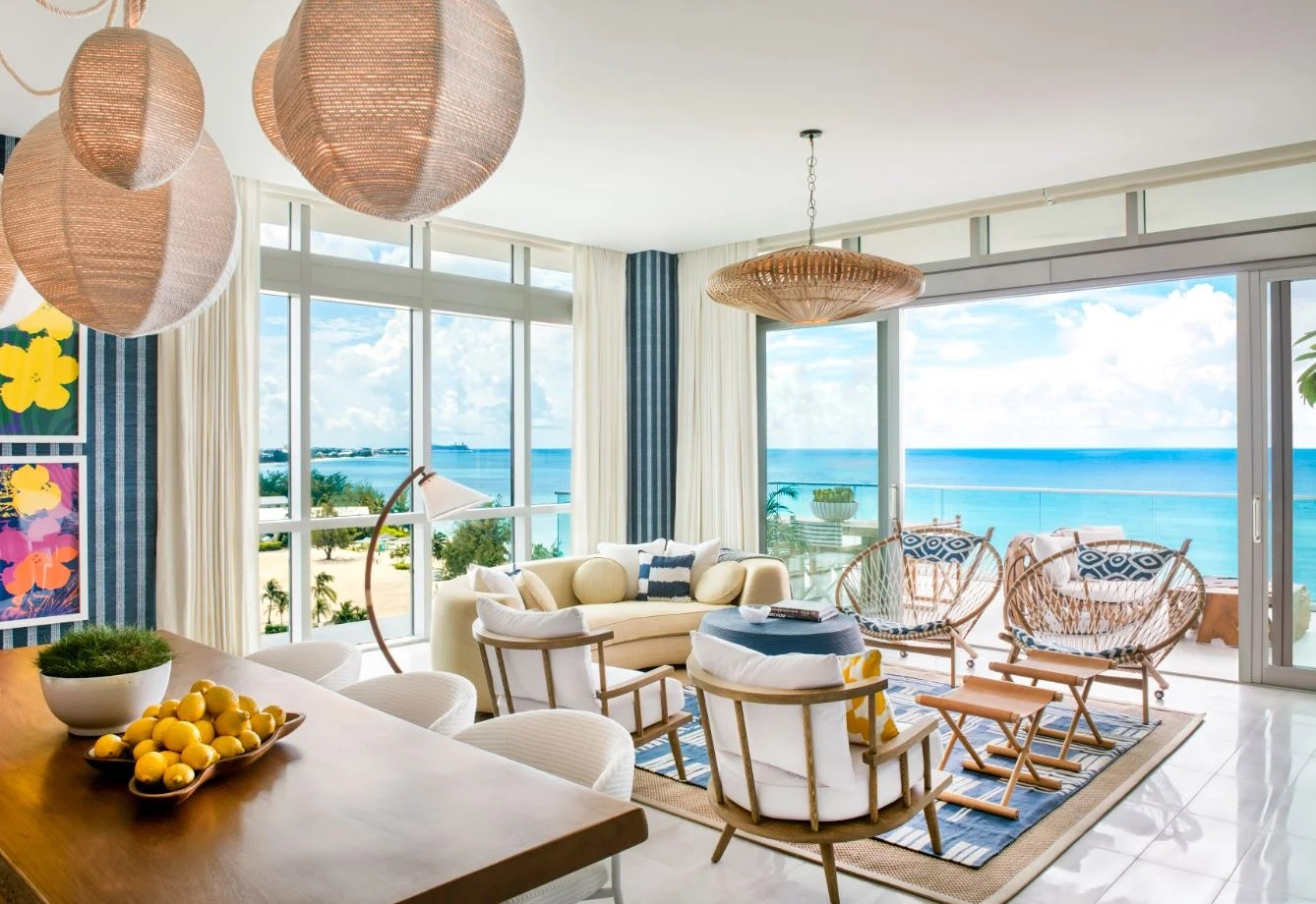Penthouse The Residences At Seafire Grand Cayman Elite