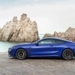 Bmw M8 Competition Coupe And The Bmw M Bike Elite Traveler Elite Traveler