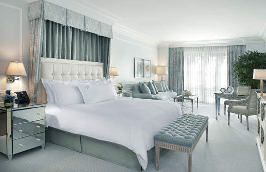 The Peninsula Beverly Hills Unveils Grand Suite Designed