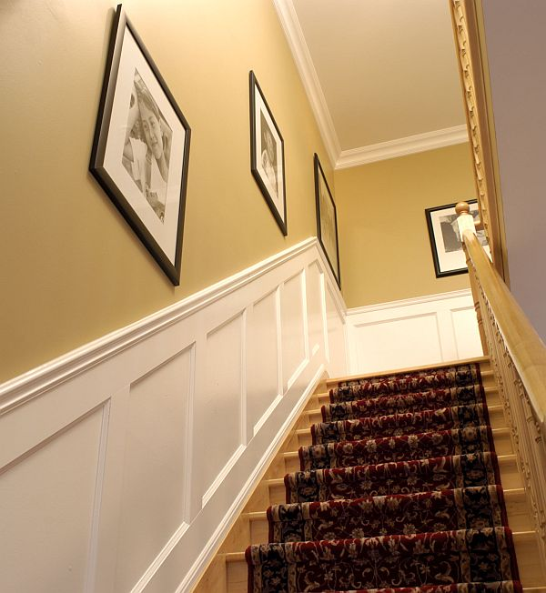 Anyone Install Wainscoting Up A Stairway NASIOC