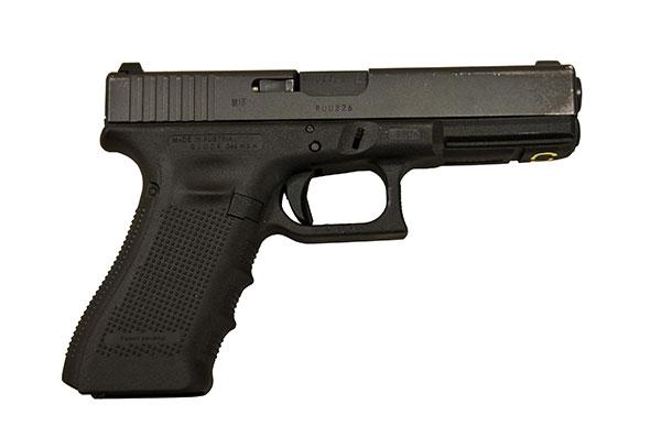 Glock 17 Pistol   UK Armed Forces