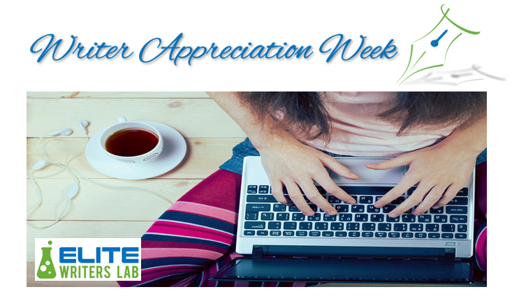 Writer Appreciation Week