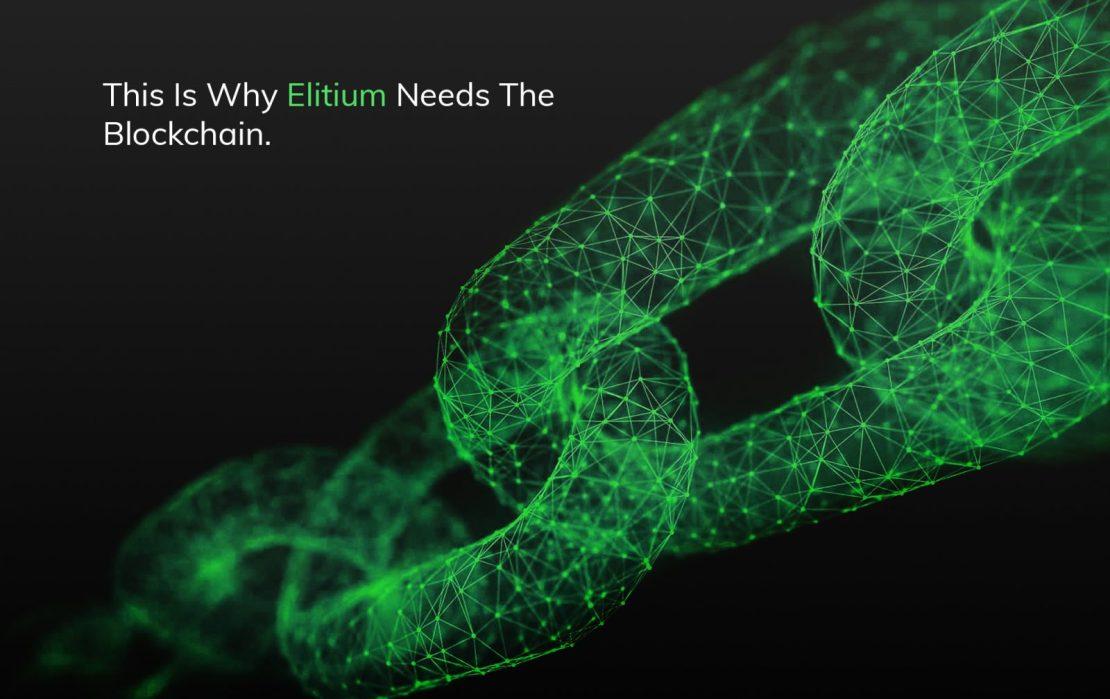 Why Elitium Needs The Blockchain