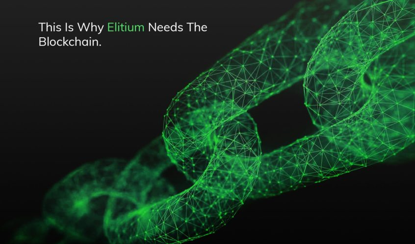 Why Elitium Needs The Blockchain