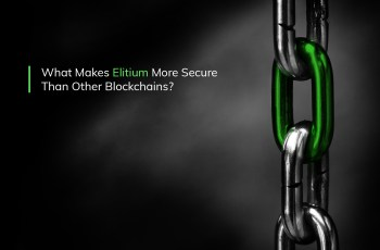 Elitium Secure Blockchain