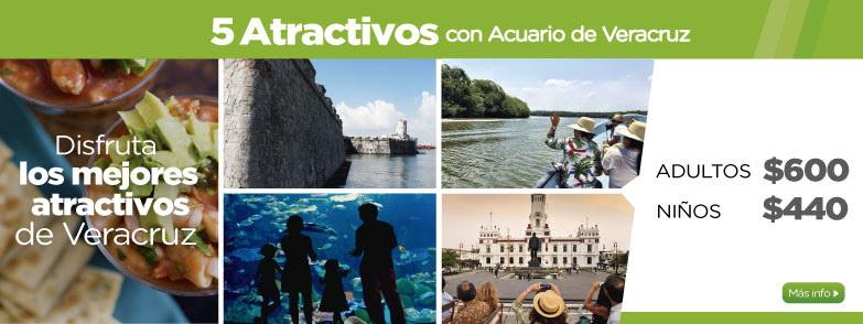 5 atractivo Veracruz