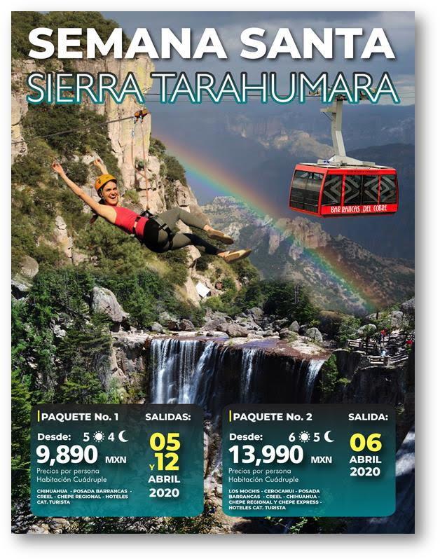 Semana Santa en Tierra Tarahumara