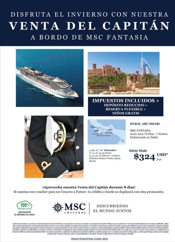 MSC Fantasía