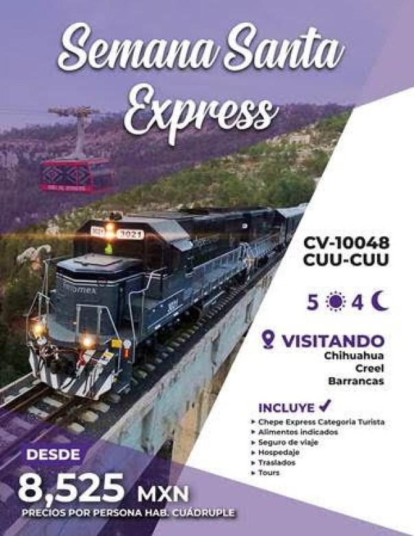 Semana Santa Express