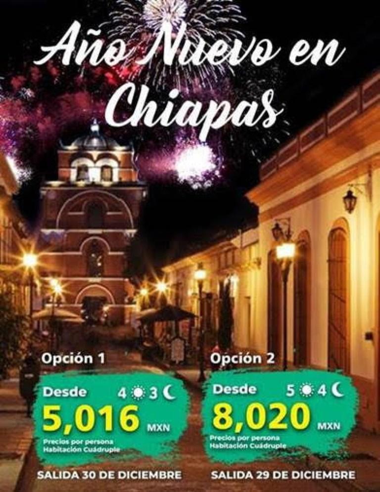 Año Nuevo en Chiapas