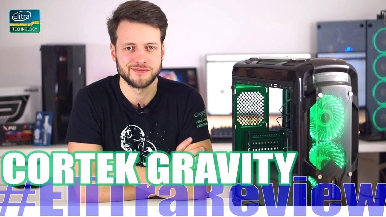 Cortek Gravity    Recensione case economico