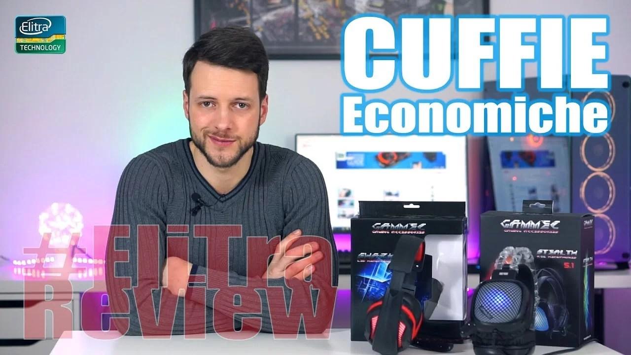 Cuffie da Gaming sotto i 20€ – SHARK e STEALTH